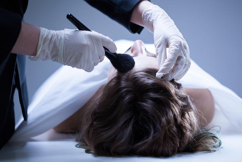 Tanatoestética