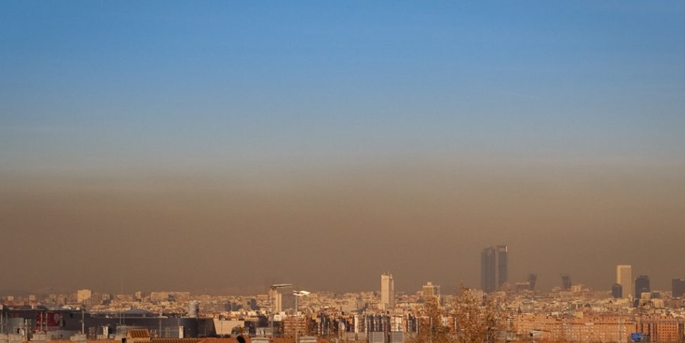 Protocolo contra la polución en Madrid