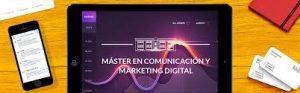 Máster en Comunicación y Marketing
