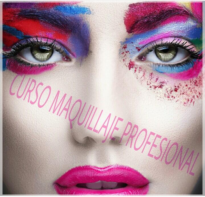Curso de Maquillaje Profesional y Eventos Especiales
