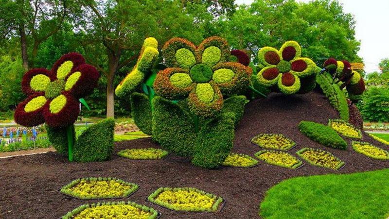Curso Jardineria y Diseño de Jardines