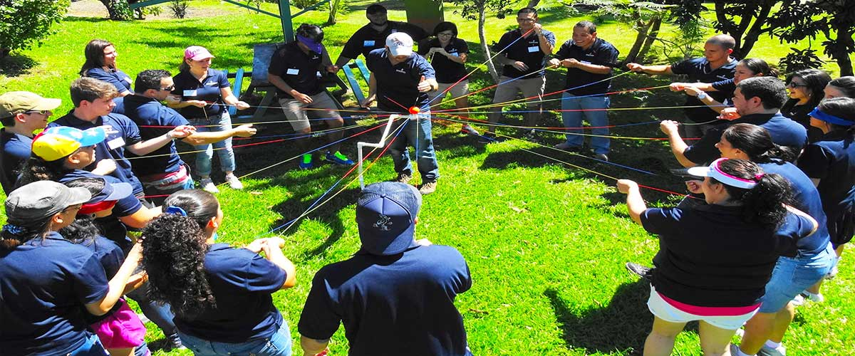 Team Building en las empresas