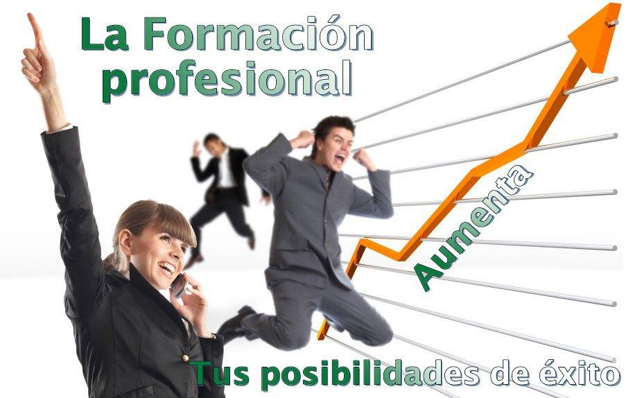 La imagen de la Formación Profesional