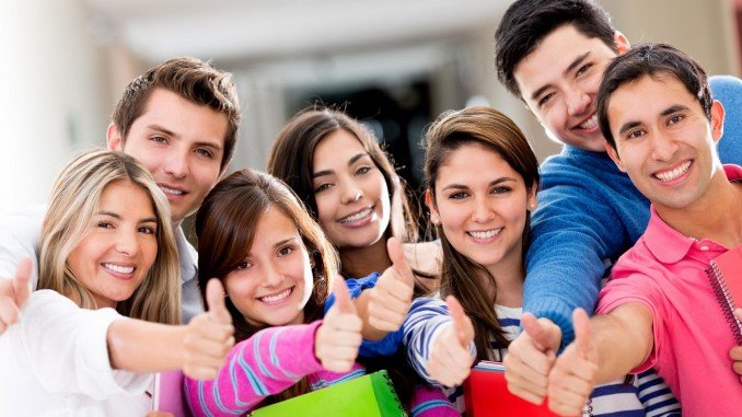El optimismo de los jóvenes
