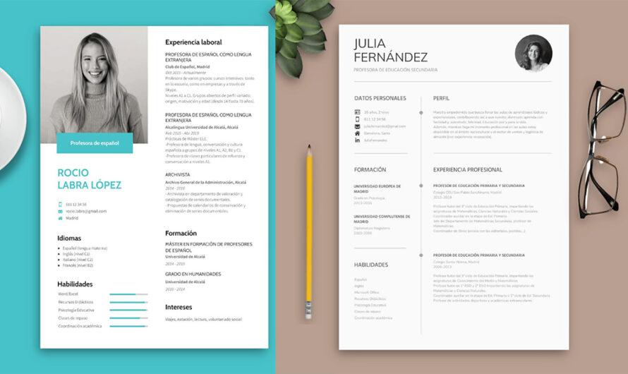 La importancia del CV para la búsqueda de empleo